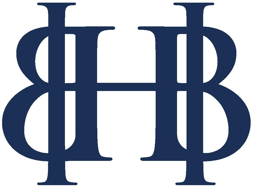 Blue Brookes & Henderson Logo | Distinctive Residential Construction | Northeast Ohio